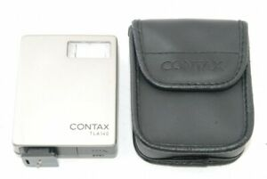 Contax TLA140 Shoe Mount Flash For G1 G2 Mint!! from Japan 215543