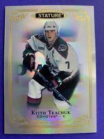 2019-20 Upper Deck Stature Hockey #96 Keith Tkachuk Phoenix Coyotes Legend
