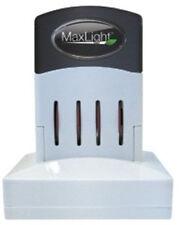 MaxLight XL2-75S Pre-Inked Custom 2 line Date Stamp