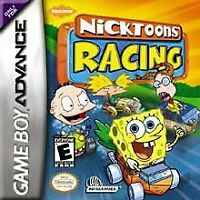 Nicktoons Racing - Nintendo Game Boy Advance
