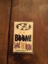 DJ JAZZY JEFF & THE FRESH PRINCE - BOOM! SHAKE THE ROOM UK CASSINGLE WILL SMITH