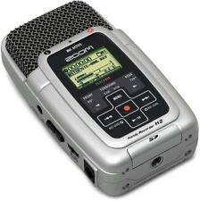 ZOOM H2 HANDY MULTI TRACK RECORDER STEREO MICROPHONE 2GB & POWER SUPPLY H2N H4N
