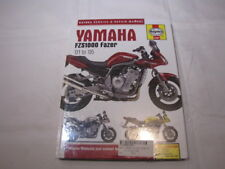 HAYNES YAMAHA FZS1000 FAZER 01-05   WORKSHOP MANUAL WERKPLAATSHANDBOEK