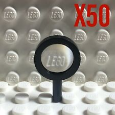 Lego Minifigure Utensil Magnifying Glass - Bulk Lot of 50