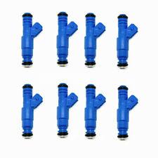 Set (8) Bosch OEM Fuel Injectors for Ford F250 F350 E250 7.5L 460ci V8