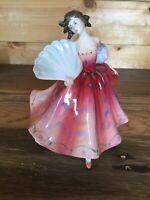 Vintage Royal Doulton Figurine First Waltz HN 2862