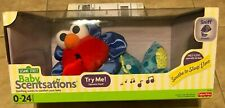 Fisher Price Sesame Street Baby Scentsations Elmo 2001 NEW Factory Sealed
