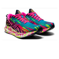Asics Mens Noosa Tri 13 Womens Running Shoes Trainers Sneakers Multicoloured