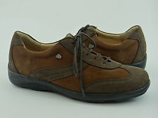 FINN COMFORT, 7 1/2 US (5 UK), womens suede sneaker, S-W-13