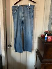 Wrangler Mens Jeans Regular fit 38 x 29 comfort waist