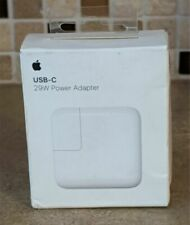 GENUINE APPLE MACBOOK 29W USB-C WALL CHARGER POWER AC ADAPTER MJ262LL/A WHITE