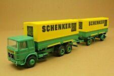 Camions miniatures Herpa MAN