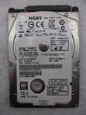 "Hitachi/HGST | Travelstar | HTS725032A7E630 | Hard Disk Drive | 2.5"" | 320GB"