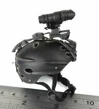 1/6 Hot Toys Navy Seal Team 4 Navspecwargru RIAD BDU ver. Protec Helmet + NVG