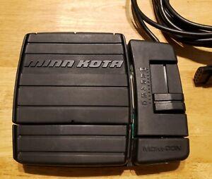 Minn Kota PowerDrive V1 Corded Foot Pedal Controller 2774700 Flat Plug