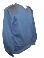 RAF - Jumper/Pullover - V-NECK Style - Grade One- Military/British Army Issue