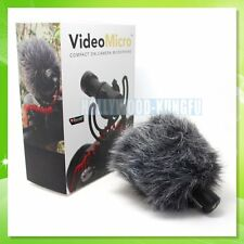 For Rode VideoMicro For DJI Osmo Microphone Adapter Camera Video Micro Mic