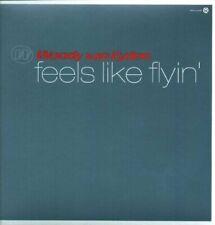 """Woody van Eyden + Maxi 12"""" + Feels like flyin' (Long/Fridge/Nick Beat Remixes..."""
