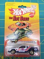 VTG Hot Wheels The Hot Ones Thunderbird Stocker Die-Cast Metal #5900 Hong Kong B