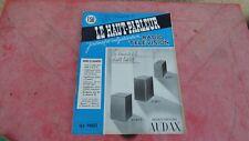 le Haut parleur journal de vulgarisation radio télévision n°1092 octobre 1965