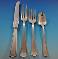 Etruscan by Gorham Sterling Silver Flatware Set For 8 Service 32 Pieces