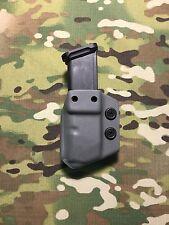 Battleship Gray Kydex Magazine K-Carrier for Glock 9mm .40 357 Sig