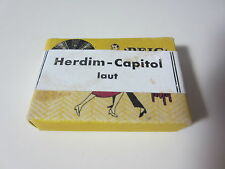 German PEIG Herdim-Capitol Phonograph Gramophone Needles Original Box Unopened