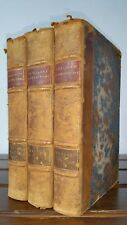 1826 IMAGINARY CONVERSATIONS Savage Landor 2nd Edition 3 VOLS Rome GREECE RARE