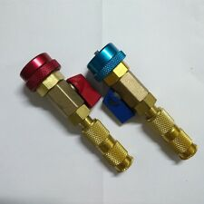 Car High Low Pressure R134a A/C Air conditioning valve core replace remove tool