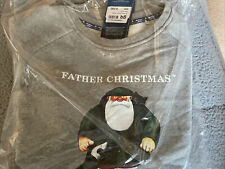 Barbour Father Christmas Sweater Size 8 Xs
