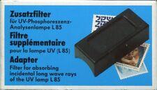 Lighthouse L85 Portable Long Wave Ultraviolet Lamp Adapter Filter
