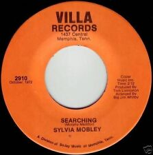 SYLVIA MOBLEY Searching ((**RARE NEW 45**)) from 1972