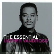 Luther Vandross - Essential Luther Vandross [New CD] UK - Import