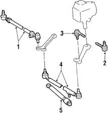 Genuine Mercedes-Benz Tie Rod Assembly 201-330-16-03