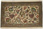 Classic Pictorial Design Vintage Small 2'4X3'6 Wool Oriental Rug Entrance Carpet
