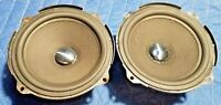 Pair of MB Quart QM 130 TX-2 used speakers. Made in Germany. Quart Mobile