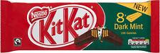 NESTLE KIT-KAT MINT CHOCOLATE BARS 9 PACK