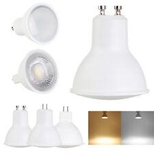 LED Spotlight Bulb Daylight GU10 MR16 GU5.3 5W 6W 7W 9W AC 220V DC 12V Lamps