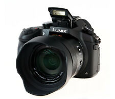 Panasonic LUMIX DMC-FZ1000 20.1 MP 4K 25-400 zoom Digital Camera Black