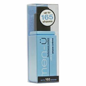 Men-u Ultra Concentrate Shaving Creme 100ml provides upto 160 shaves