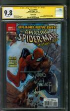 Venom 155 CGC SS 9.8 Todd McFarlane Amazing Spider Man 546 Lenticular Variant