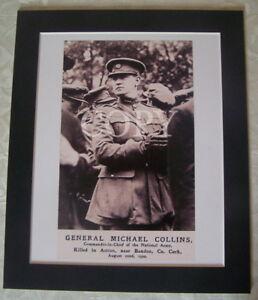 GENERAL MICHAEL COLLINS PHOTOGRAPH / PICTURE