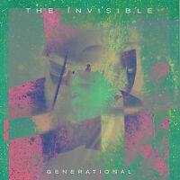 "THE INVISIBLE / ANNA CALVI Generational (2012) UK white vinyl 12"" NEW/UNPLAYED"