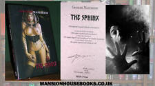 Graham Masterton The Sphinx Signed Limited Edition #144/300