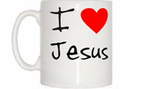 I Love Cuore Gesù TAZZA