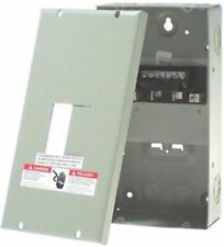 Siemens EQ 125 Amp 8-Space 16-Circuit Indoor Main Lug Surface Mount Load Center