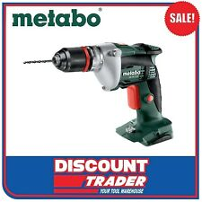 Metabo 18V Lithium-Ion Cordless BE 18 LTX 6 Metal Drill - Skin Only 600261890
