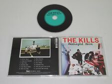 THE KILLS/MIDNIGHT BOOM(DOMINO WIGCD184) CD ALBUM