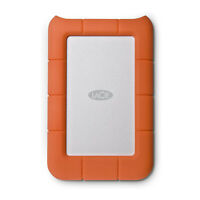 LaCie Rugged Mini 1TB USB 3.0 External Hard Drive
