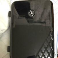 Mercedes Benz Travel suitcase trolley LiteBox 35L Black Used from Japan F/S